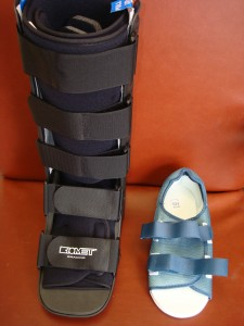 casting for sports medicine or work injuries