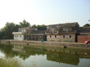 Grandfather's village